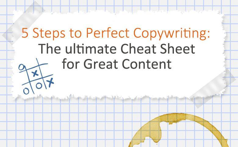Textbroker Cheatsheet to perfect copywriting