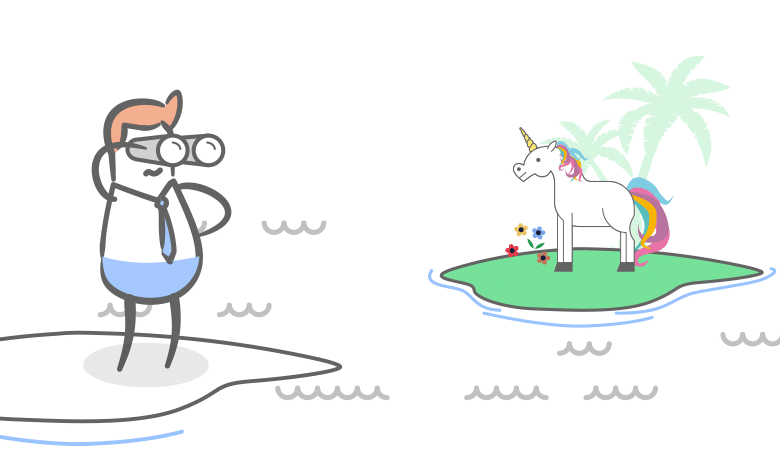Find Content Unicorns