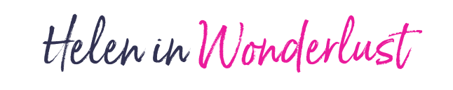 Helen in Wonderlust - Logo